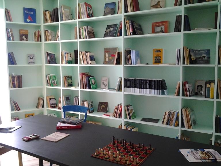 Dr. Leslie  Harris Library