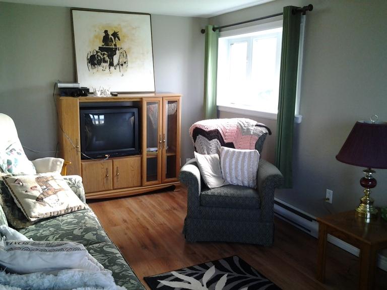 Living room Grates Cove