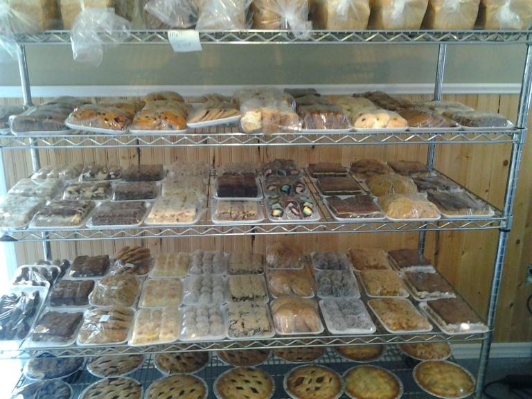 Delicious home made treats using traditional recipes. Island Bake Shop, Shoal Bay, Fogo Island