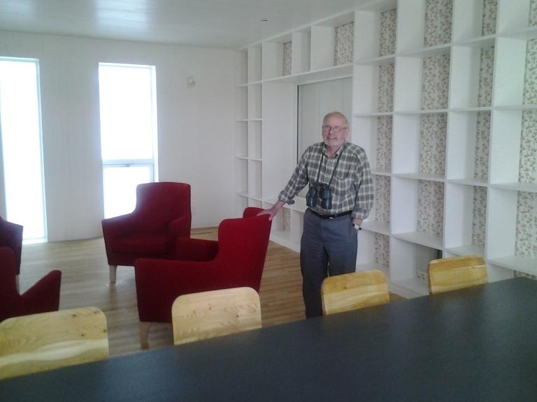 Meeting rooms Fogo Island Inn