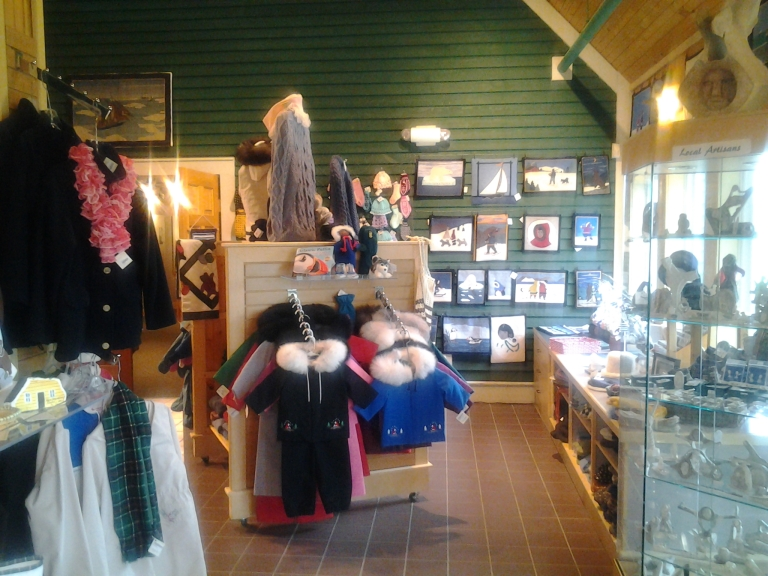 Grenfell Handicrafts, St. Anthony, NL