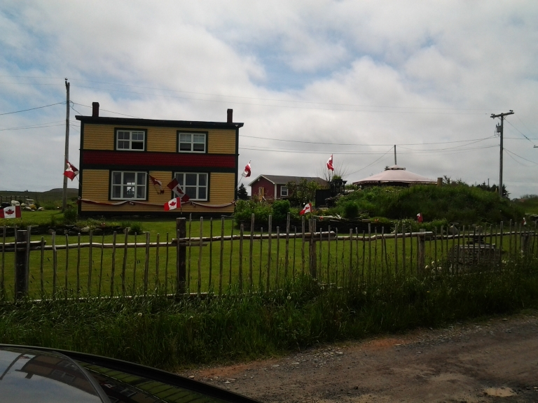 Happy Canada Day, Western Bay, NL