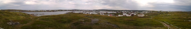 Towards Tilting, Fogo Island, NL