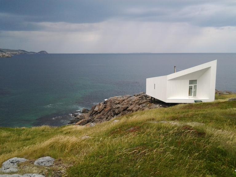 Squish Studio, Tilting, Fogo Island, NL