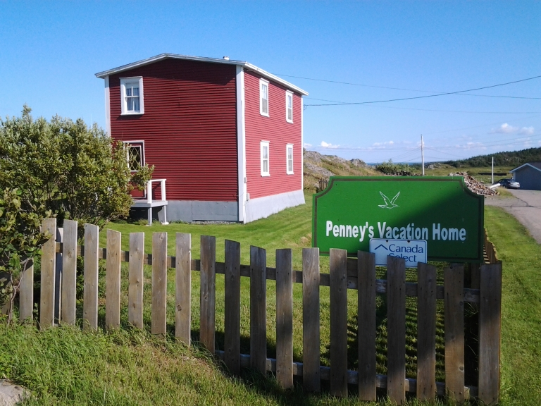 Penney's Vacation Home, Little Seldom,  Fogo Island