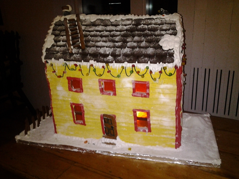 Gingerbread House, Fogo Island Inn