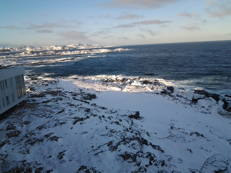 28, Room with a View, Fogo Island Inn