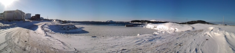 Island Harbour,NL, Boxing Day 2013