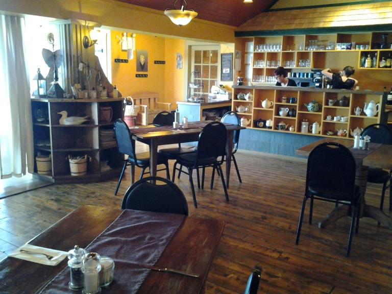 Nicole's Café, Joe Batts Arm, Fogo Island