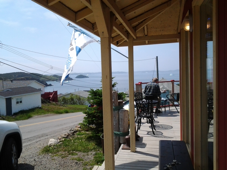 Crow's Nest Café, Crow Head near Twillingate, NL