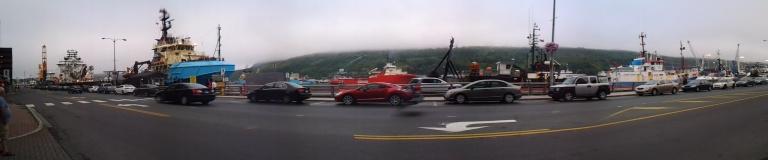 St. John's Harbour Drive, Newfoundland