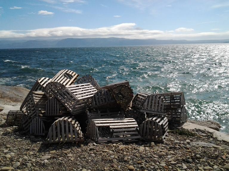 Blue Beach, Newfoundland